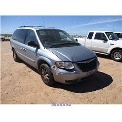 2006 - CHRYSLER TOWN AND COUNTRY