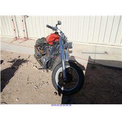 2001 - HONDA VT750CD2