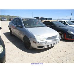 2007 - FORD FOCUS// RESTORED SALVAGE