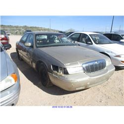 2000 - MERCURY GRAND MARQUIS