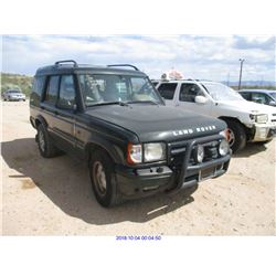 1999 - LANDROVER DISCOVERY