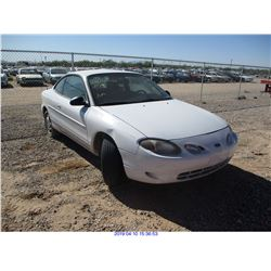 2002 - FORD ZX2