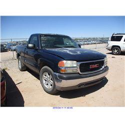 1999 - GMC 1500