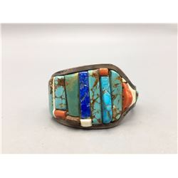 Unique Cobblestone Inlay Bracelet