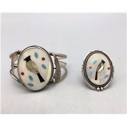 Vintage Bracelet and Ring
