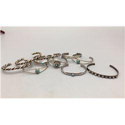 10 Vintage Bracelets