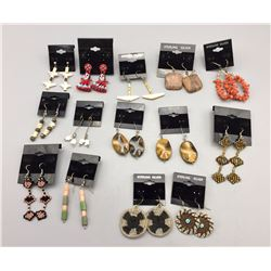 14 Pair of Earrings
