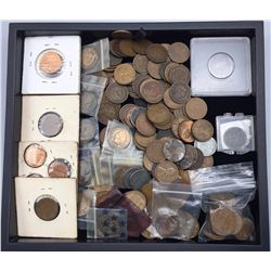Vintage/Antique Coin Collection of Pennies