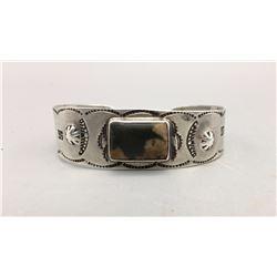 Circa 1920s Era Turquoise Bracelet