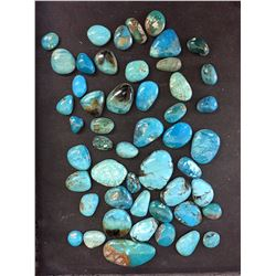 Approx. 450+ cts. Misc. Turquoise