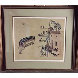 Fred Kabotie Limited Edition Signed Print