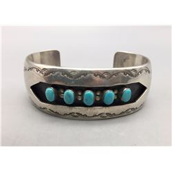 Vintage Shadowbox Style Bracelet