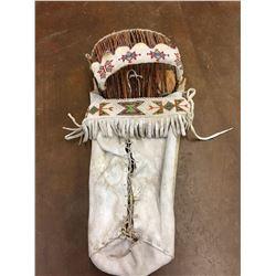 Vintage Washoe Cradle
