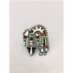 Zuni Rainbowman Ring - Cellicion