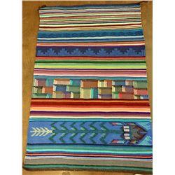 Unique Navajo Textile
