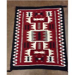 Ganado Storm Navajo Textile