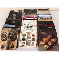 40 Auction Catalogs - Inidian Art Auctions