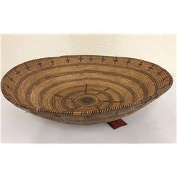 Large Antique Apache Basket