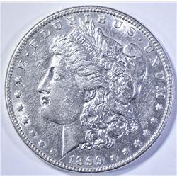 1899 MORGAN DOLLAR AU/BU