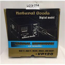 NATURAL GOODS DIGITAL HERBAL VAPORIZER VP120 IN BOX