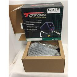 TOPOO VAPORIZER VP250 IN BOX