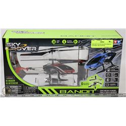 NEW SKY ROVER BANDIT REMOTE CONTROL HELICOPTER