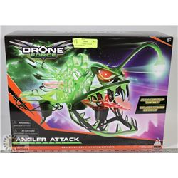 NEW DRONE FORCE ANGLER ATTACK DRONE