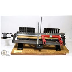 HAND MITRE SAW WITH GUIDE/STAND