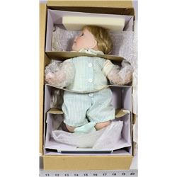 JEFFERY C OF A , 1995 ,COLLECTORS DOLL