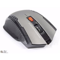 NEW GREY WIRELESS MOUSE
