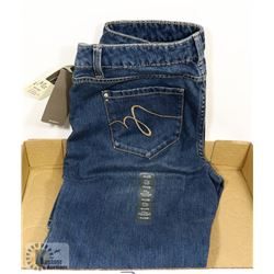 NEW MIA MID RISE DENVER HAYES JEANS SIZE 4 X 28