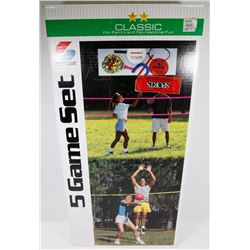 NEW! SPORTCRAFT 5 GAME