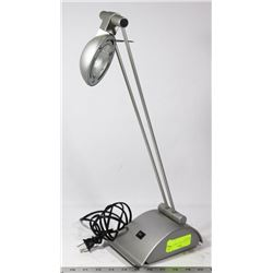 ADJUSTABLE DESK LAMP (TESTED, WORKING)