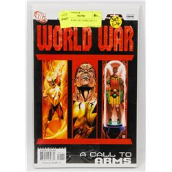 WORLD WAR 3 DC COMIC SET 1-4