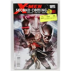 X-MEN 2ND COMING COMIC SET 1-3