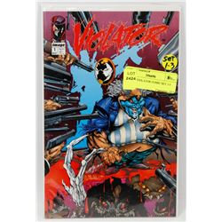SPAWN VIOLATOR COMIC SET 1-3