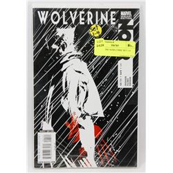 WOLVERINE NOIR COMIC SET 1-4