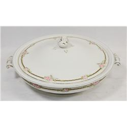 JOHNSON AND BROTHERS VINTAGE SOUP TUREEN