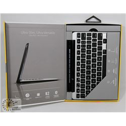 NEW ZAGG SLIM BOOK ULTRA SLIM TABLET KEYBOARD