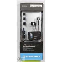 SENNHEIZER HEADSET MM70i IPHONE EARBUDS