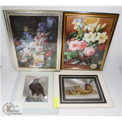 BUNDLE OF ESTATE WALL ART INCLUDING