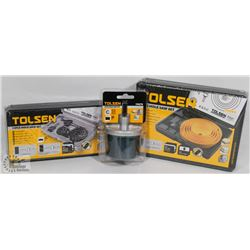 NEW TOLSEN HOLE SAW SETS