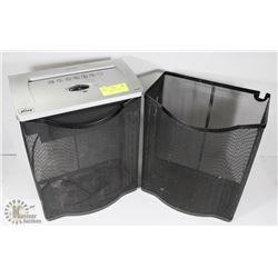 ATIVA PAPER SHREDDER WITH EXTRA BASKET
