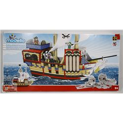 "SEALED ""MODELLO"" PIRATE SHIP"