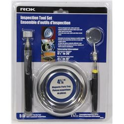 NEW! INSPECTION TOOL SET