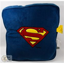 NEW SUPERMAN PILLOW