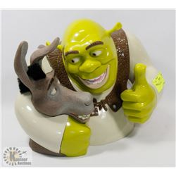 SHREK COOKIE JAR