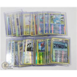 LOT OF 27 SHINY POKÉMON CARDS - ASST SETS.