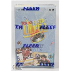 FLEER ULTRA 92-93 PREMIER EDITION FACTORY SEALED