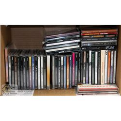BOX OF OVER 50 CD'S INCLUDING JANET JACKSON,